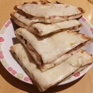 【ビニタ】あんこチーズナン