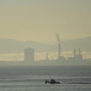 温度差 - 大神漁港 -