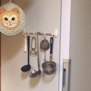 新しい冷蔵庫は~サイズダウン