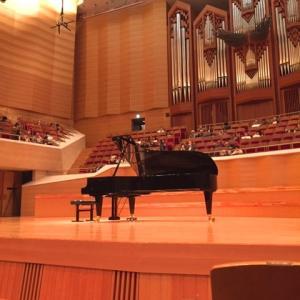 11/8 フジコ・ヘミング  ピアノ・ソロコンサート in サントリーホール