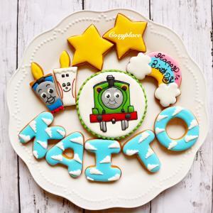 ♡パーシーメインのアイシングクッキー♡