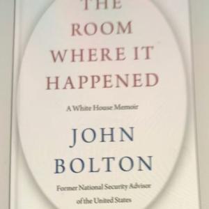 ボルトン前補佐官の本