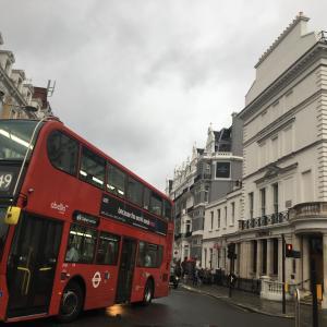 やっぱり大好きなロンドンの街並み♡