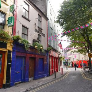 アイルランドの人気都市「ゴールウェイ」へ