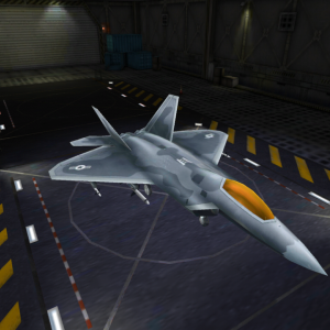 F-22 ラプター【空中決戦3D - Sky Fighters】