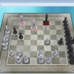 チェスタイタン  ムキになる必要はなし。逃げるが勝ち