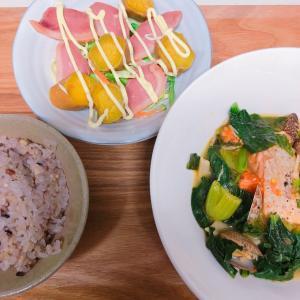旬野菜を食べる★カンタン野菜レシピをやってみました