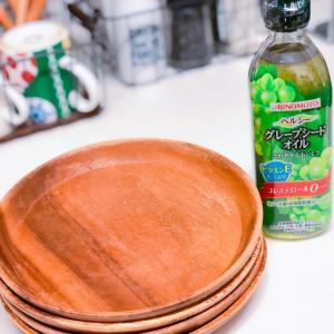 木の器のお手入れに使うオイルは、、