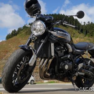 バイクで風を感じる