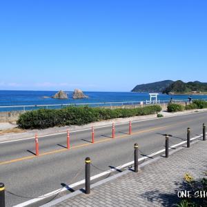 近場ツーリング 糸島の二見ヶ浦