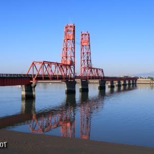 筑後川昇開橋