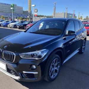 【BMW】X1 25i(F48)~OverView