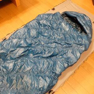 【寝具】 Helinox タクティカルコット&mont-berll ダウンハガー 800 #3