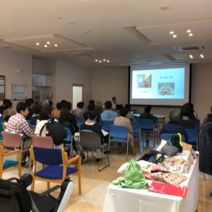 ホスピス・緩和ケア説明会と緩和ケア研修会を開催しました。