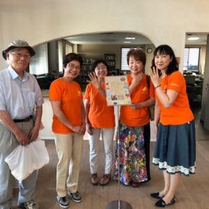 5月25日、がんカフェはなのねを開催しました。