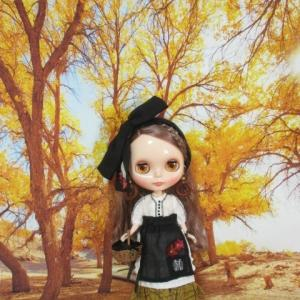 『ロンギングフォーラブ』の到着③**新しい洋服を着て紅葉を愛でた後は、時計のメンテナンスもやっちゃうの!?