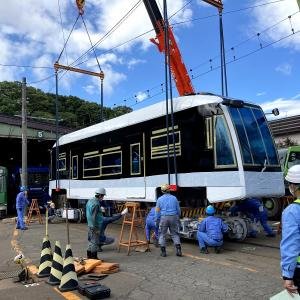 札幌市電シリウス新規車両導入