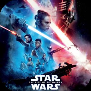 「スター・ウォーズ/スカイウォーカーの夜明け (2019)」SW実写映画9作の中でこれが一番どうでもいい。アダム・ドライバーは最高⭐