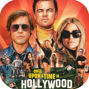 「ワンス・アポン・ア・タイム・イン・ハリウッド (2019)」全体的に良かったが特に中盤のデカプリオが良かった。半年飛ぶのとラストバトルは無くてよかった気がした🍸