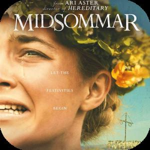 「ミッドサマー (2019)」アリ・アスター/そこらへんの映画よりは面白いけど、この監督の作品だと踏まえるとスウェーデン行って以降の平凡な内容ではとても満足できない🌼
