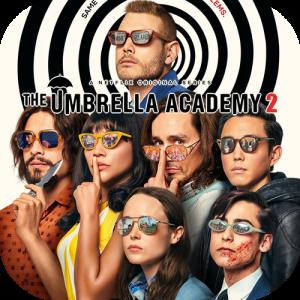 『アンブレラ・アカデミー』シーズン2 (2020) 全10話/シーズン1より面白かった。だがNetflixはタイムスリップやタイムリープばっかりすな!☂