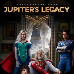 『ジュピターズ・レガシー』全8話/過去のシンプル冒険が意外と面白かったが現代をもっと描かないとアカンのと違う?👨👩👧👦