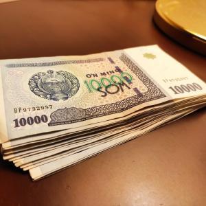 【ウズベキスタン女一人旅】キャッシュレス民が久々に味わった現金の不安