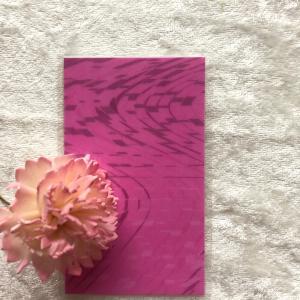 <きょうの色・6月19日> ピンク(Pink)