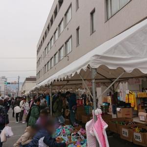 東大阪★メルカート倉庫バーゲンへ