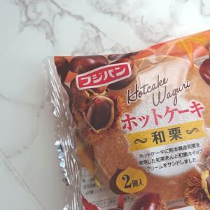 ホットケーキ 和栗