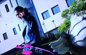 今週(11/8)の『仮面ライダーセイバー』第9章