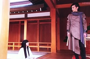 今週(4/28)の「仮面ライダージオウ」第33話