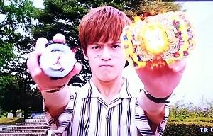 最終回(8/25)の「仮面ライダージオウ」第49話