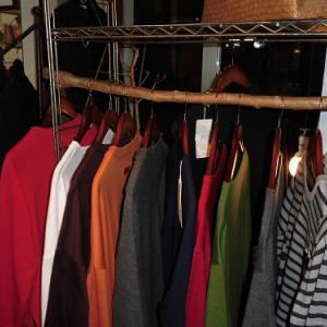 秋の服第2弾入荷しました。ALL~10% oFF #コズ・クレッセント他|ご来店お待ちしてま~す