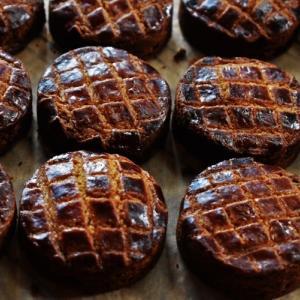 【ゲリラ講座】私の焼き菓子ベスト10通信講座「ガレットとショコラクッキー」講座。発送しました。