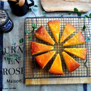 【ゲリラ講座】私の焼き菓子ベスト10通信講座「幸運のオレンジケーキ」講座。第1弾発送しました。