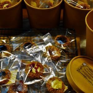 【通信講座】9月焼き菓子 応用Ⅲ「なかやま流ミロワール」講座。発送しました。
