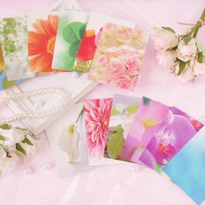 メッセージに「ハッ!」とさせられる!!すごい威力を発揮する誕生花カード♡