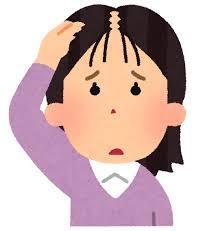はげてきた?!シニア女性薄毛の悩み、つむじ周りがパックリ割れてしまう