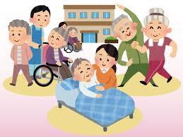 老人介護施設はあたりはずれがある、母も拘束されていました。