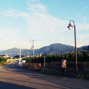 日本一周  152日目  まるで別人 (有田川町~大阪市)