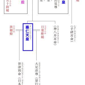 垂仁天皇(上):誕生~325年狭穂彦の乱/原日本紀の年代記〈3〉