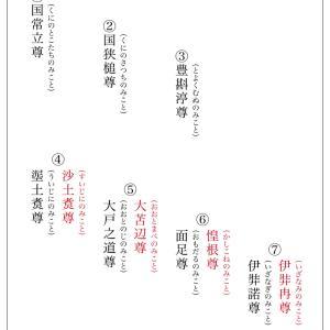 原日本紀の復元064 『日本書紀』が記す神代の事実〈2〉神世七代