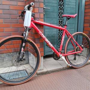 自転車で浅草釣具さんへ!