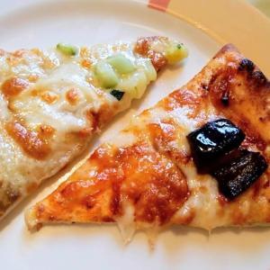 ピッツァ食べ放題セットに挑戦「グラッチェガーデンズ」