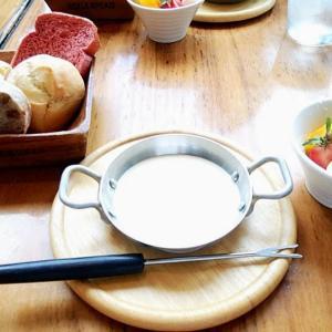 銀座の「チーズキッチンラクレ」でチーズ満喫ランチ