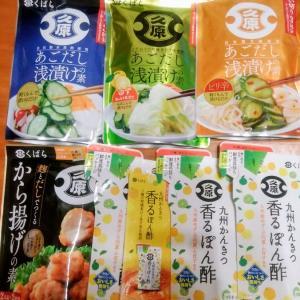 くばらの九州かんきつ香るぽん酢とあごだし浅漬けの素(ゆず)