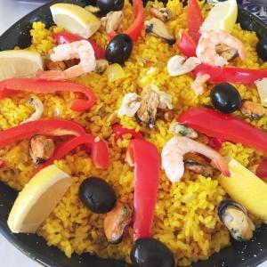 行ったつもりでスペインご飯っ。