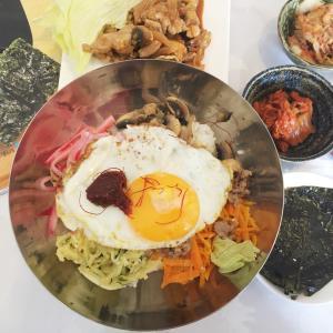 行ったつもりで韓国ご飯