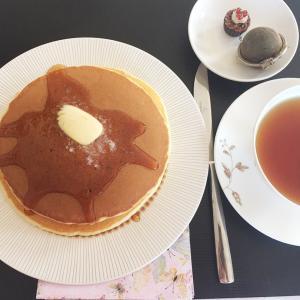 ニューオータニのホットケーキ